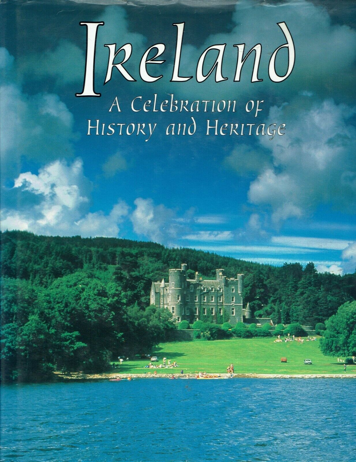 Image for Ireland:  A Celebration of History and Heritage